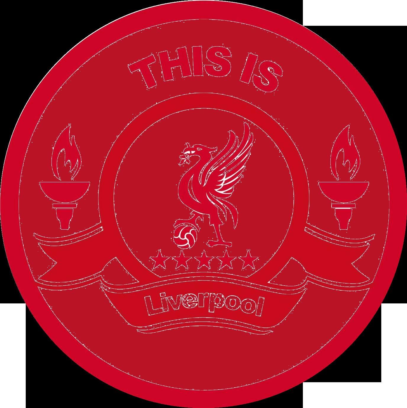 Logotipo Liverpool PNG com fundo transparente para baixar ...