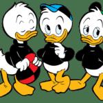 Mickey – Louie, Dewey, Huey, Daisy, Tio Patinhas PNG 19
