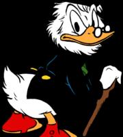 Mickey - Tio Patinhas PNG