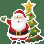 Papai Noel PNG – Árvore de Natal PNG
