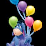 Winnie the Pooh – Ursinho Pooh – Bisonho – Ló PNG 18