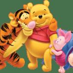 Winnie the Pooh – Ursinho Pooh PNG 88