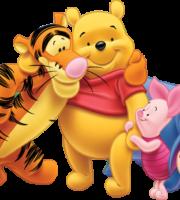 Winnie the Pooh - Ursinho Pooh PNG