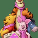 Winnie the Pooh – Ursinho Pooh PNG 89