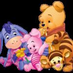Winnie the Pooh – Ursinho Pooh PNG 93