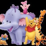 Winnie the Pooh – Ursinho Pooh PNG 97