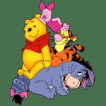 Winnie the Pooh – Ursinho Pooh PNG 98