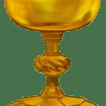 Cálice Primeira Eucaristia PNG