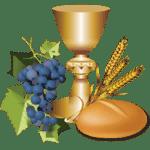 Desenho Cálice Primeira Eucaristia PNG
