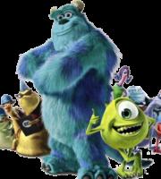Monstros Sa PNG