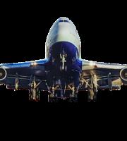 Imagem de Avião em PNG