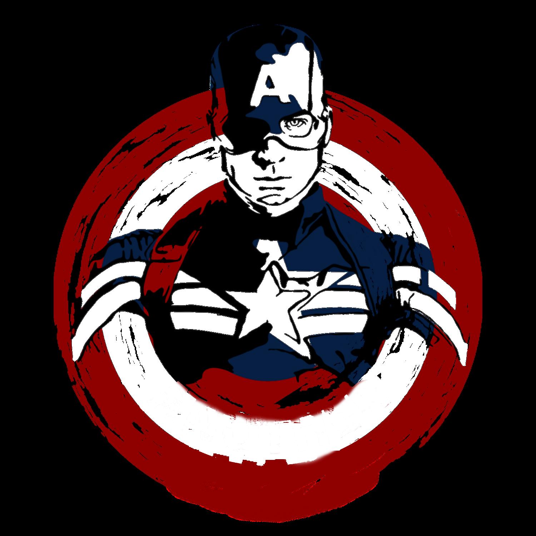 Capitão América Avengers PNG com fundo transparente grátis!
