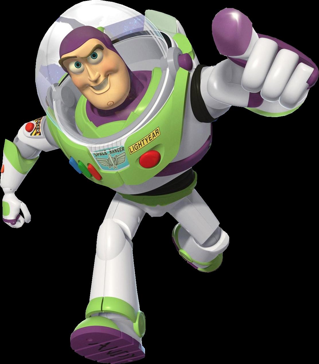Figura Buzz Lightyear PNG Toy Story PNG com fundo transparente