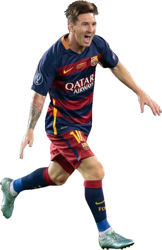 Foto Jogador de Futebol Lionel Messi PNG com fundo ...