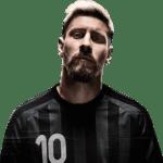 Imagem Lionel Messi PNG