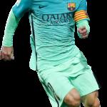 Imagem Messi PNG