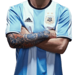 Lionel Messi PNG 2018