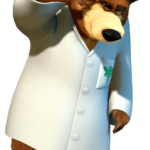 Masha e o Urso PNG