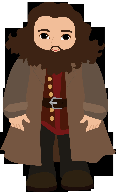 Desenho Hagrid Harry Potter PNG - Desenho Hagrid Harry ...