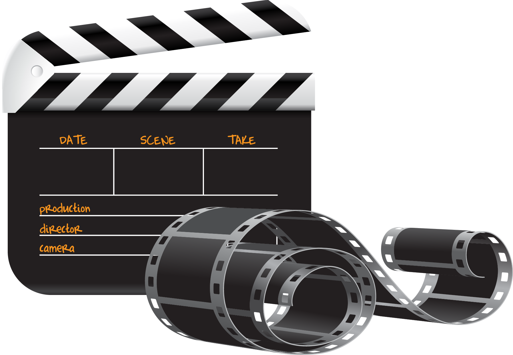 Film Clapperboard Cinema PNG - Imagens de cinema png ...