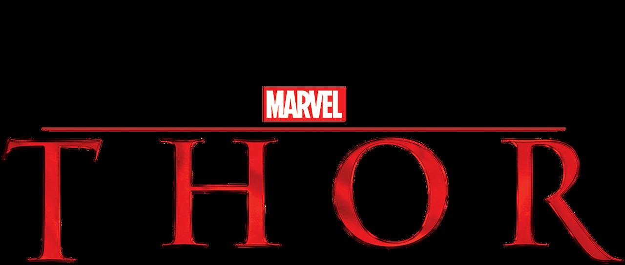 Logo Thor Marvel PNG - Logo Thor Marvel PNG em Alta Resolução