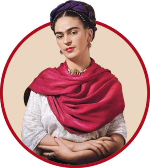 Pintura Museu Frida Kahlo PNG - Imagens PNG FREE
